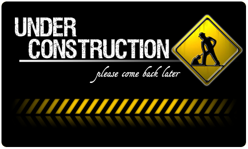 Under Construction - please come back soon